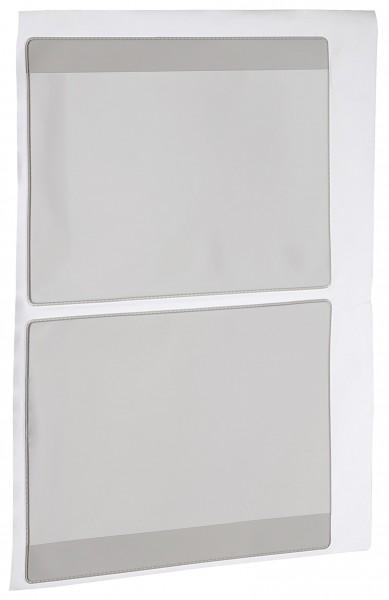 Sk-Sichttaschen grau